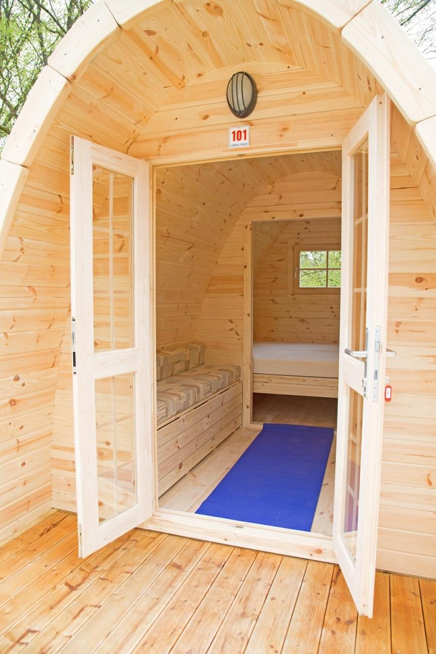 CampingHut (sans sanitaires)