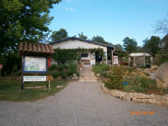 Camping des Bastides, Salles, Lot-et-Garonne