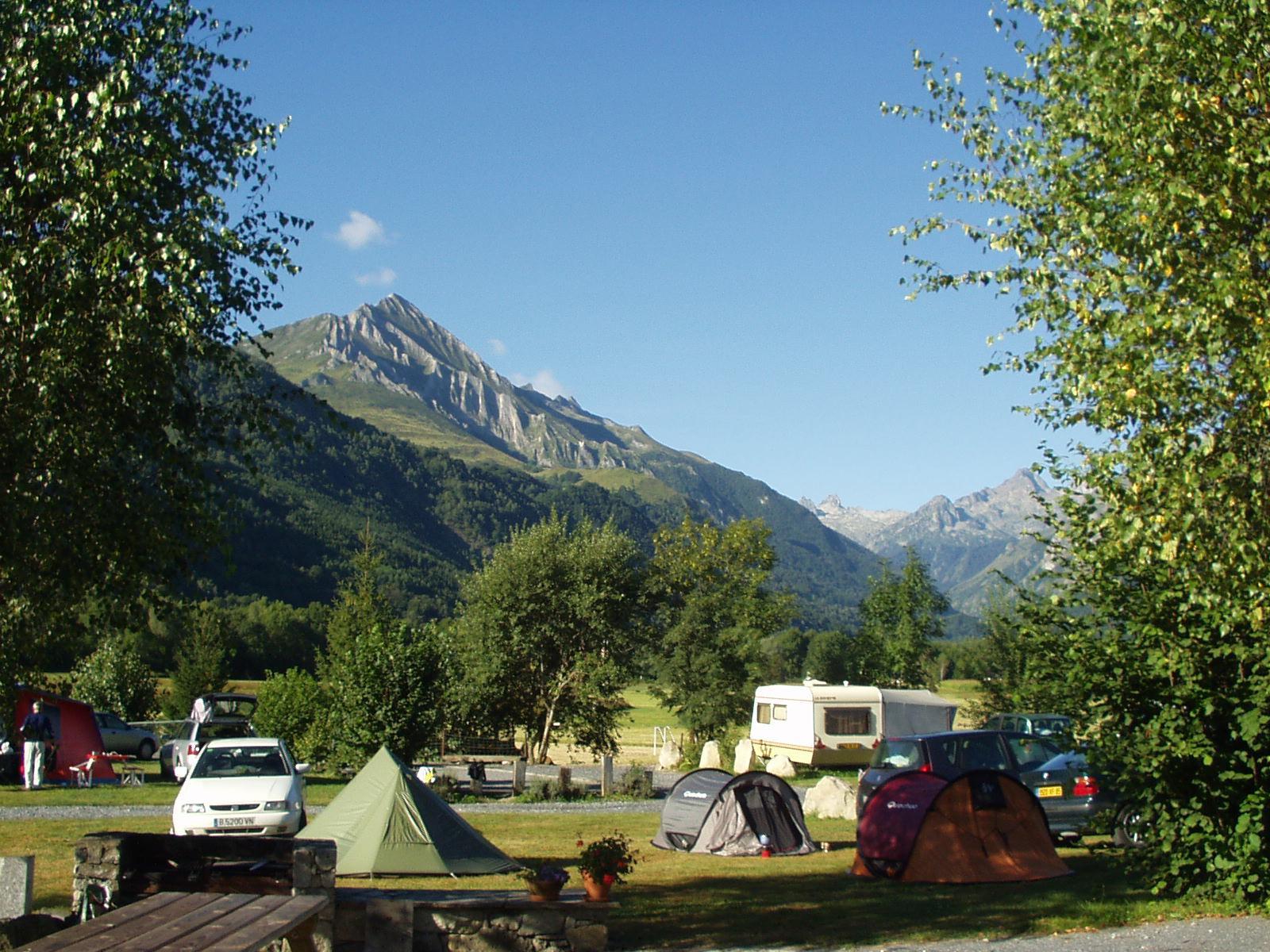 Camping Azun Nature, Aucun, Hautes-Pyrénées