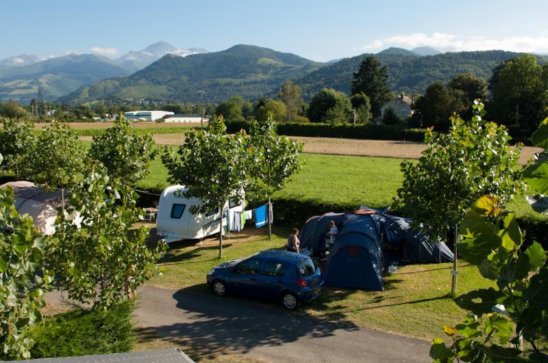Camping le Monloo, Bagneres-de-Bigorre, Hautes-Pyrénées