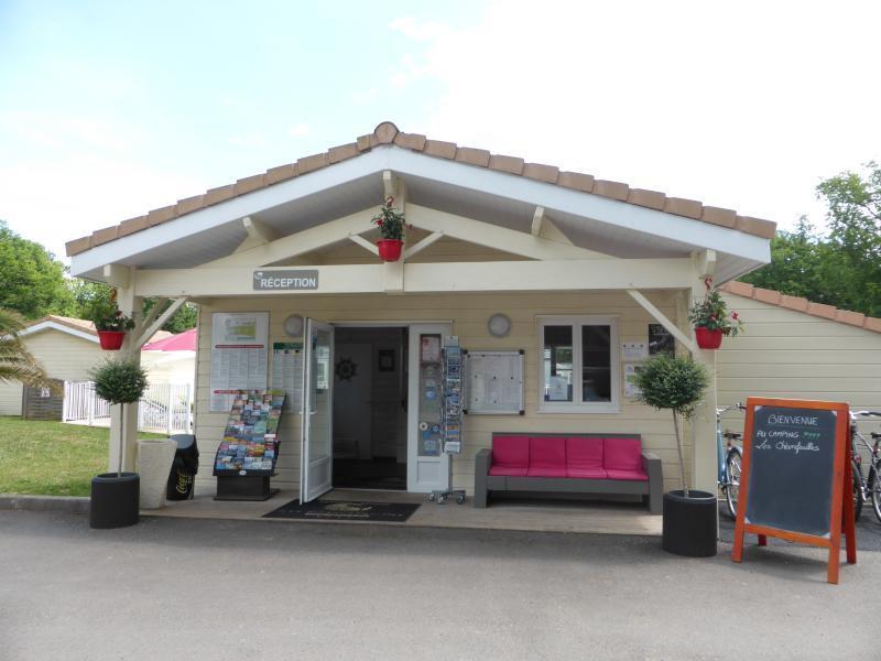 Camping les Chèvrefeuilles, Royan, Charente-Maritime