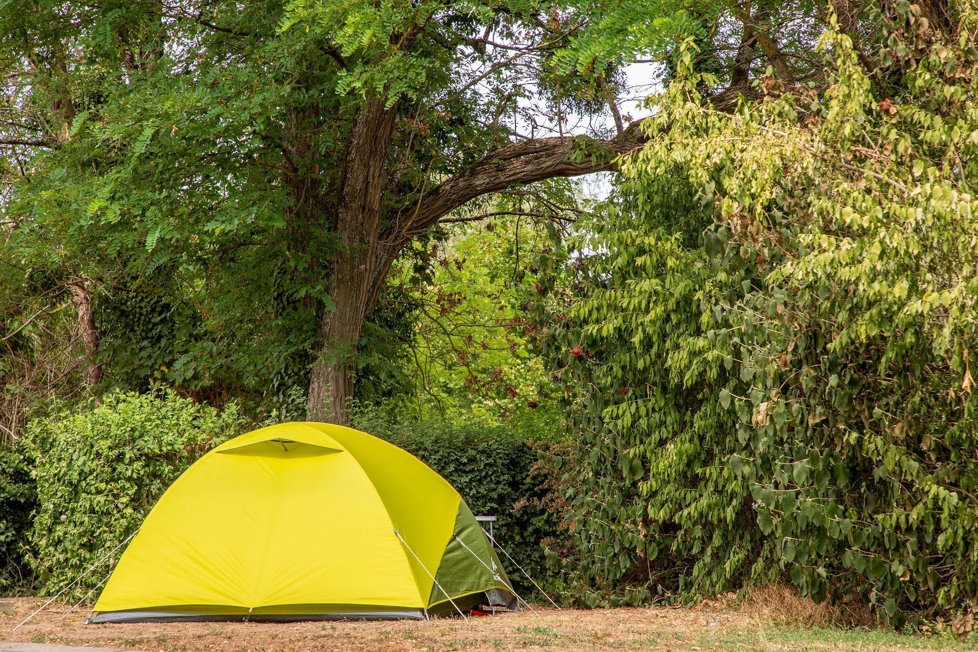 Emplacement - Halte Cyclo/Rando : Sans Véhicule Ni Éléctricité - Camping Robinson