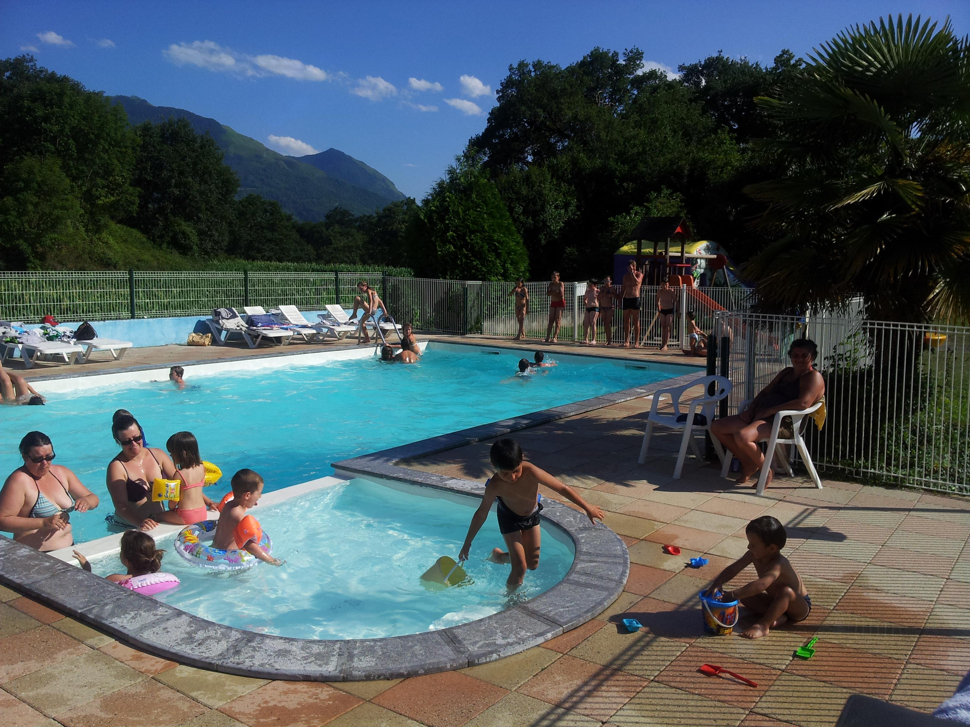 Camping Deth-Potz, Boo-Silhen, Hautes-Pyrénées