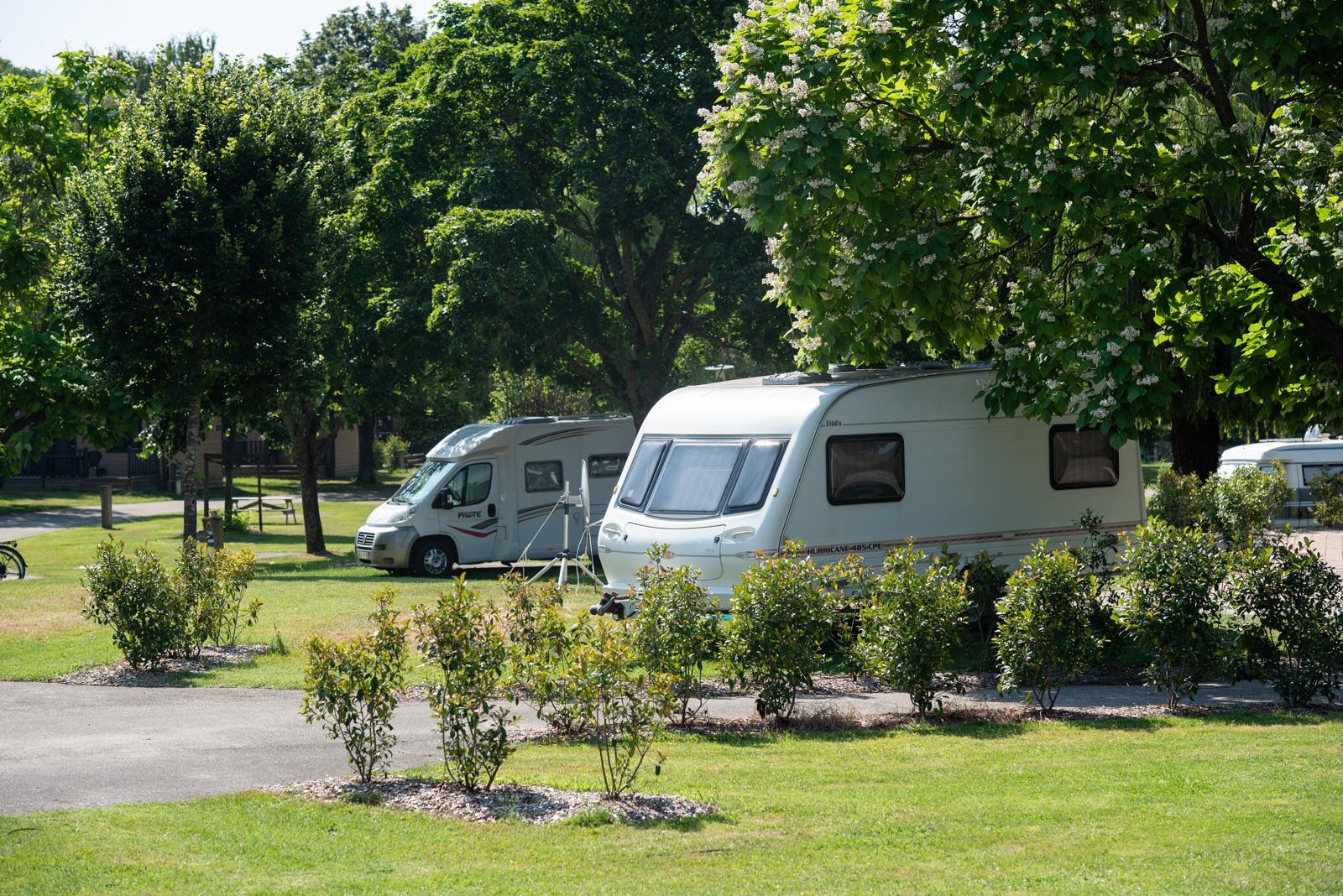 Camping la Trillonnière, Mornant, Rhône