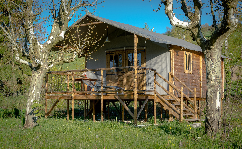 Camping Détente et Clapotis, Montferrat, Isère
