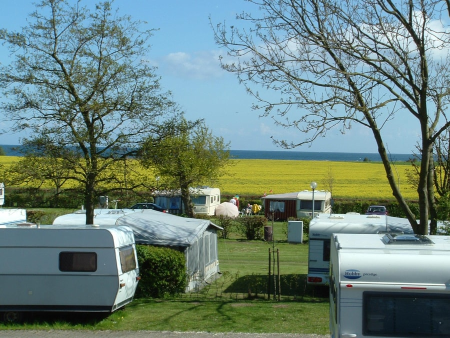 Camping Rosenfelder Strand - Grube