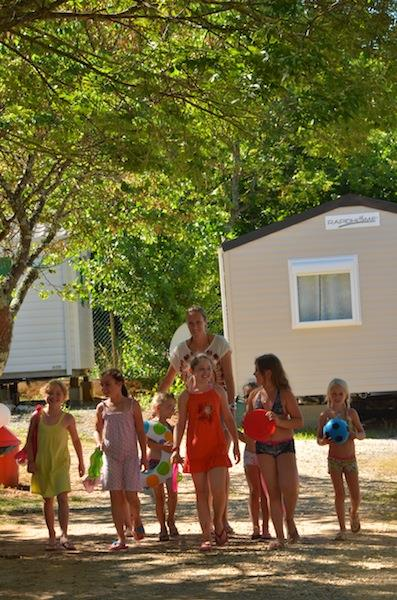 Services Camping Bel Air - Berrias Et Casteljau