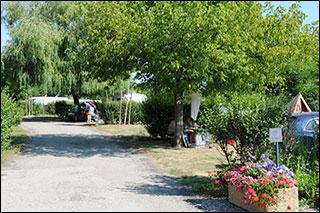 Camping Municipal les Prés Hauts, Sisteron, Alpes-de-Haute-Provence