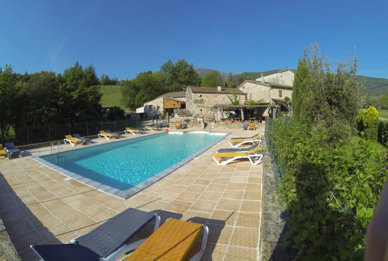 Establishment Camping Le Moulin - Bourdeaux