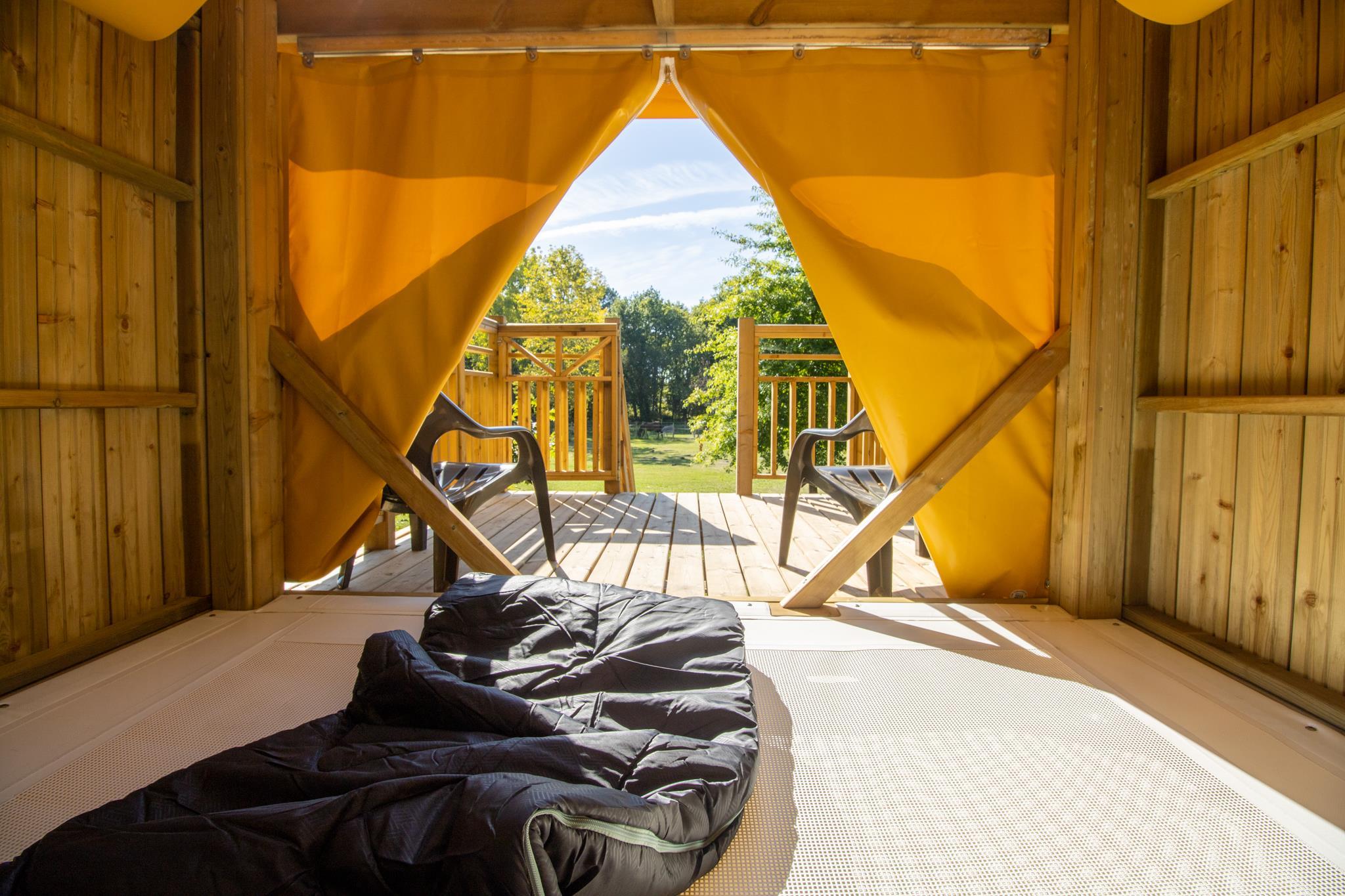Location - Campétoile - Insolite - 2 Personnes - Camping Landes Azur