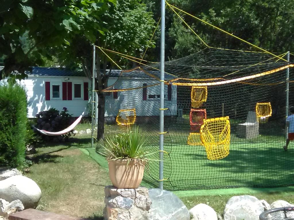 Camping La Bourie