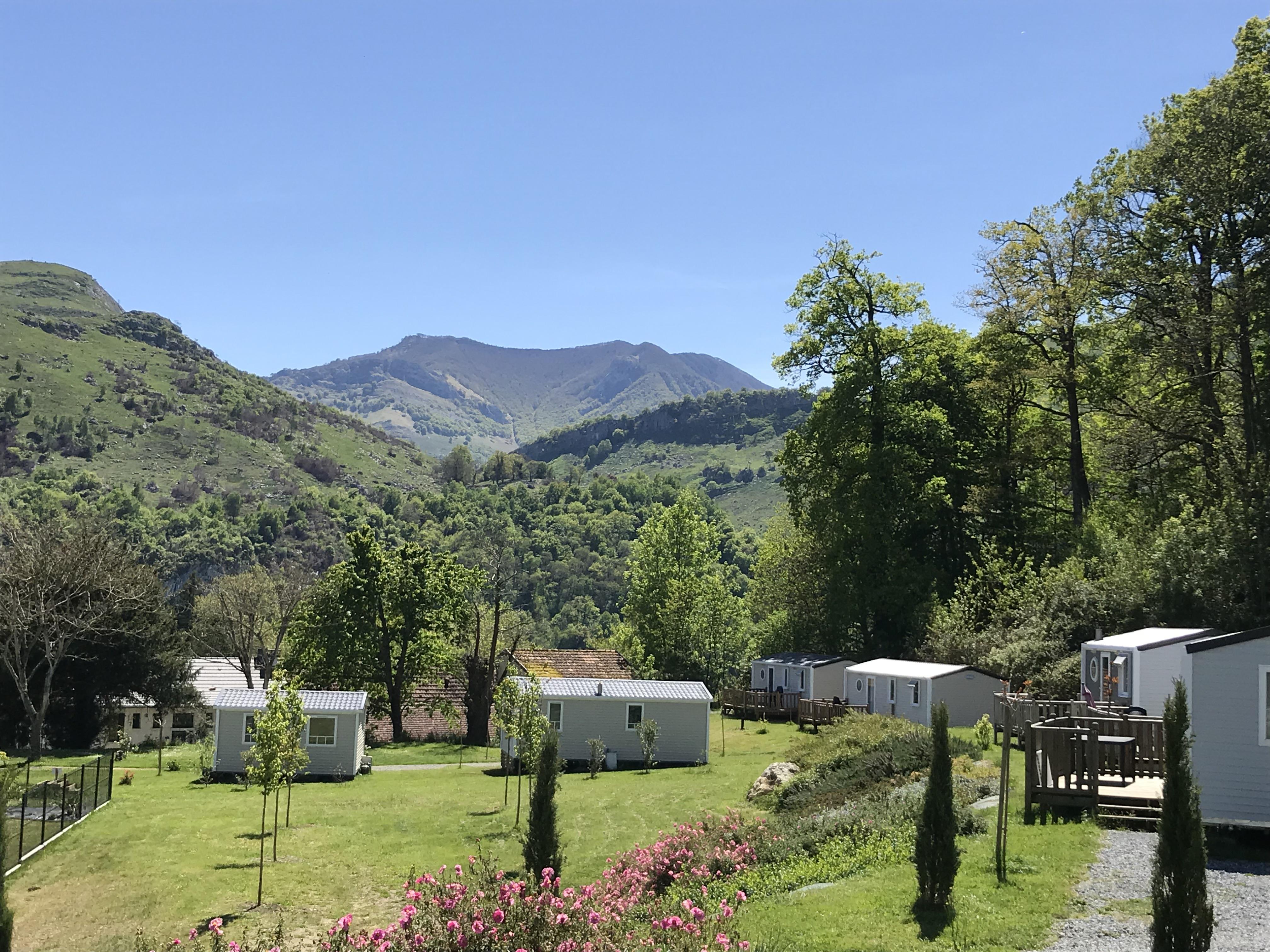 Camping d'Arrouach, Lourdes, Hautes-Pyrénées