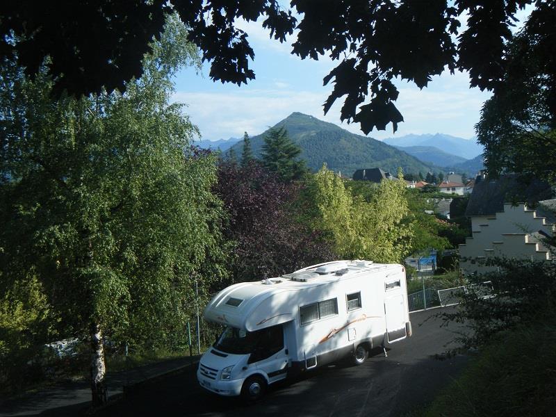 Camping Plein Soleil, Lourdes, Hautes-Pyrénées