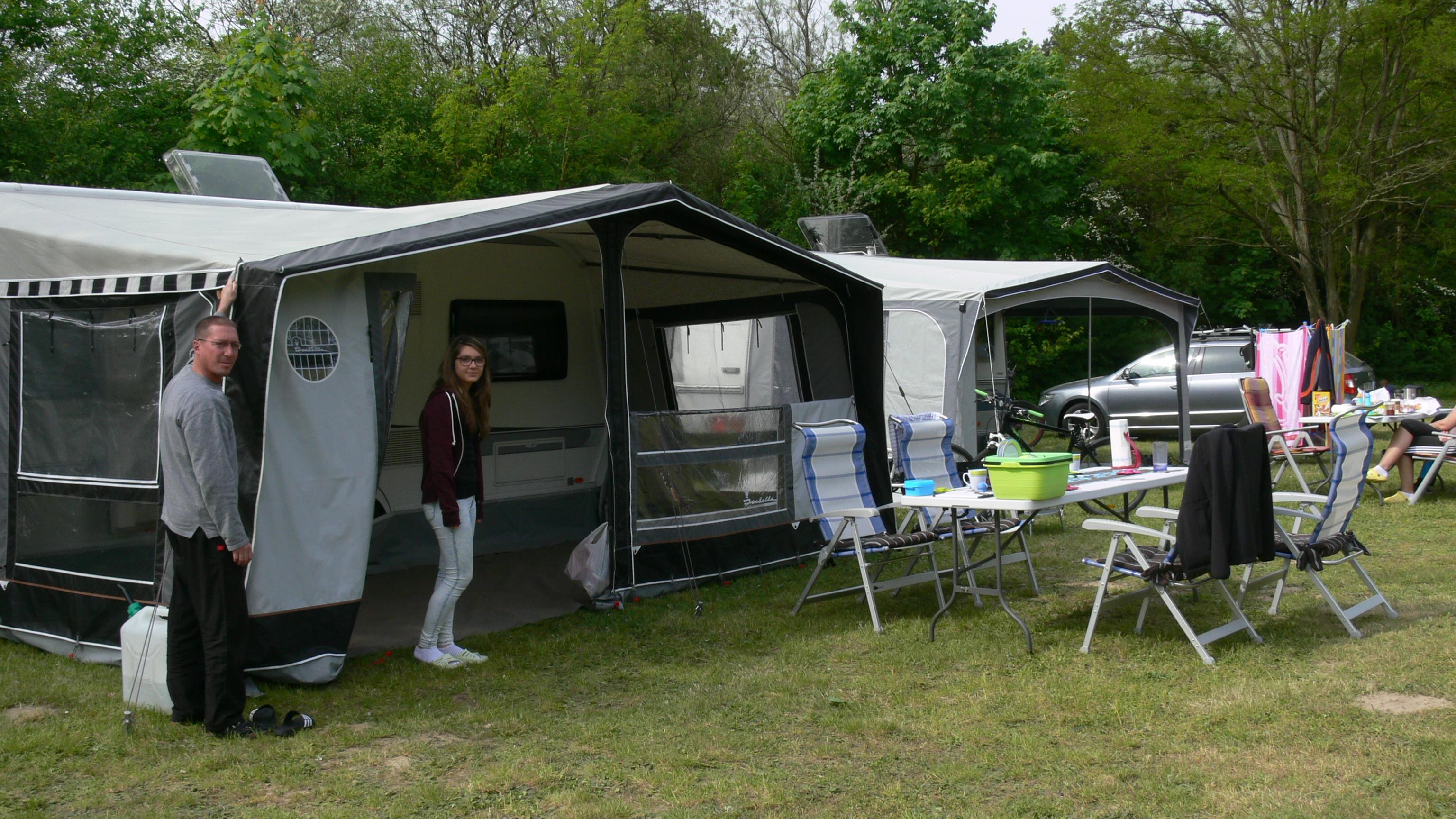 Emplacement - Emplacement Caravane / Camping-Car / Tente - Eurocamp Spreewaldtor