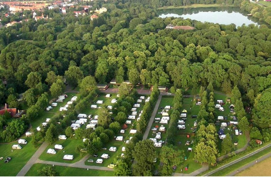 Camping Auensee - Leipzig