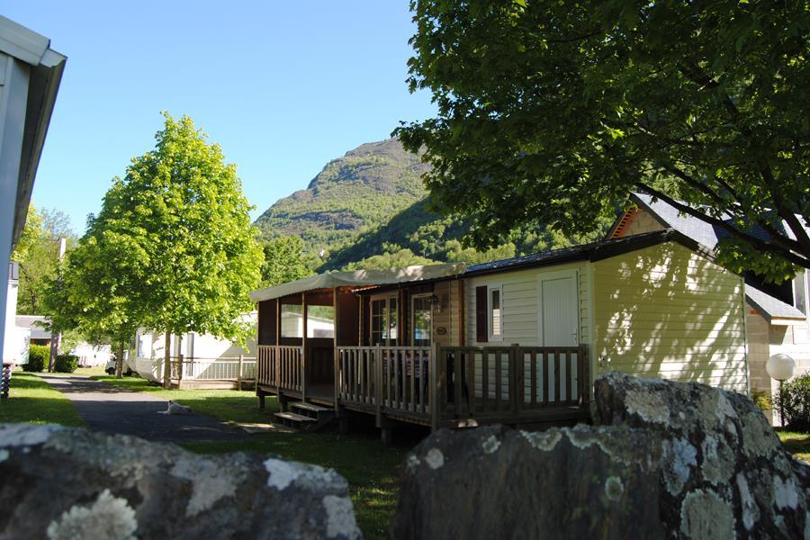 Camping So de Prous, Saligos, Hautes-Pyrénées