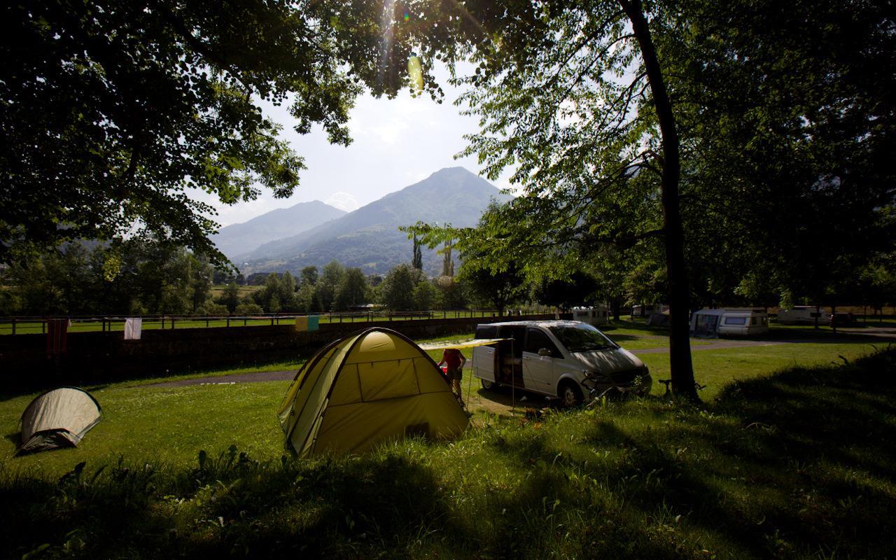 Camping le Hounta, Sassis, Hautes-Pyrénées