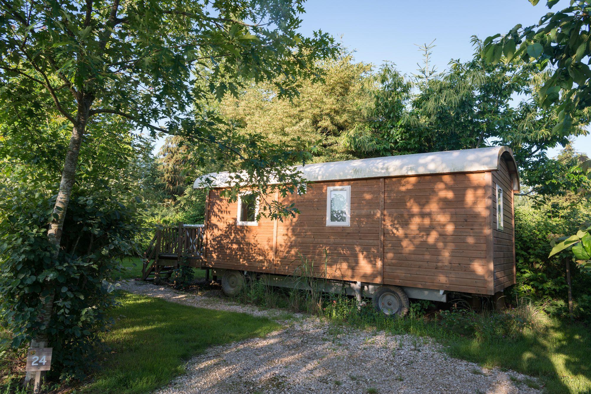 Camping La Ferme de Prunay, Seillac, Loir-et-Cher