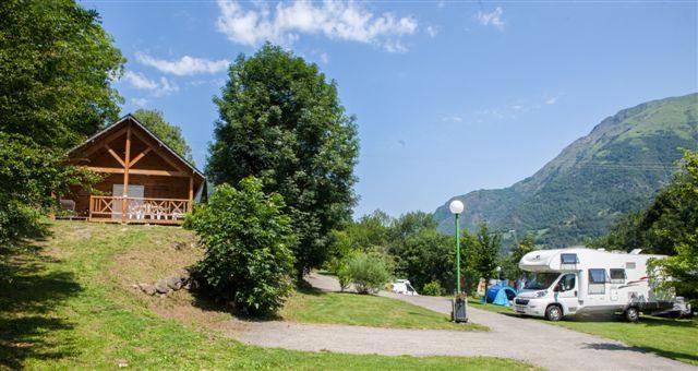 Camping le Pyrenevasion, Sazos, Hautes-Pyrénées