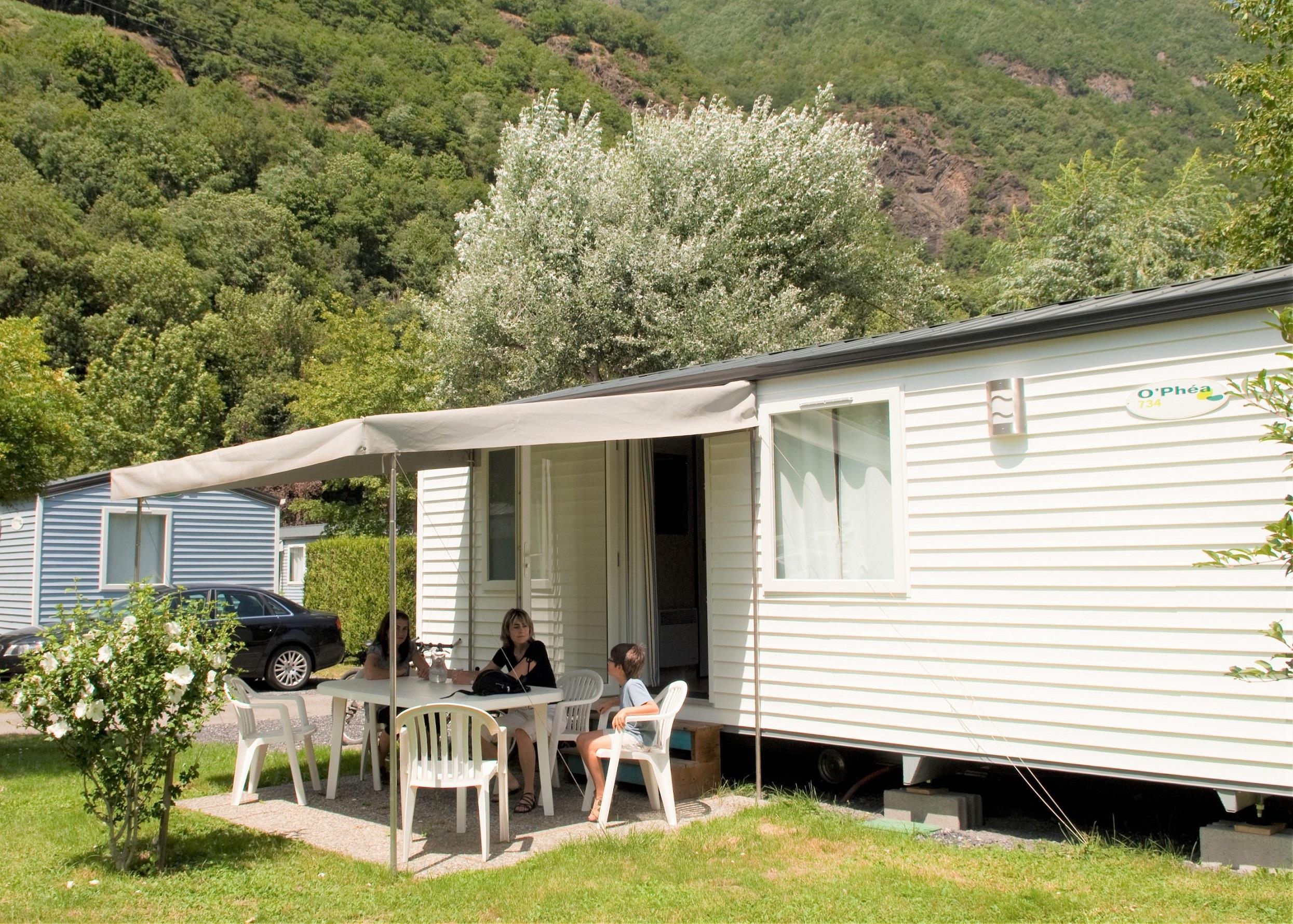 Location - M Home Ophea 26M² - Camping Pradelongue