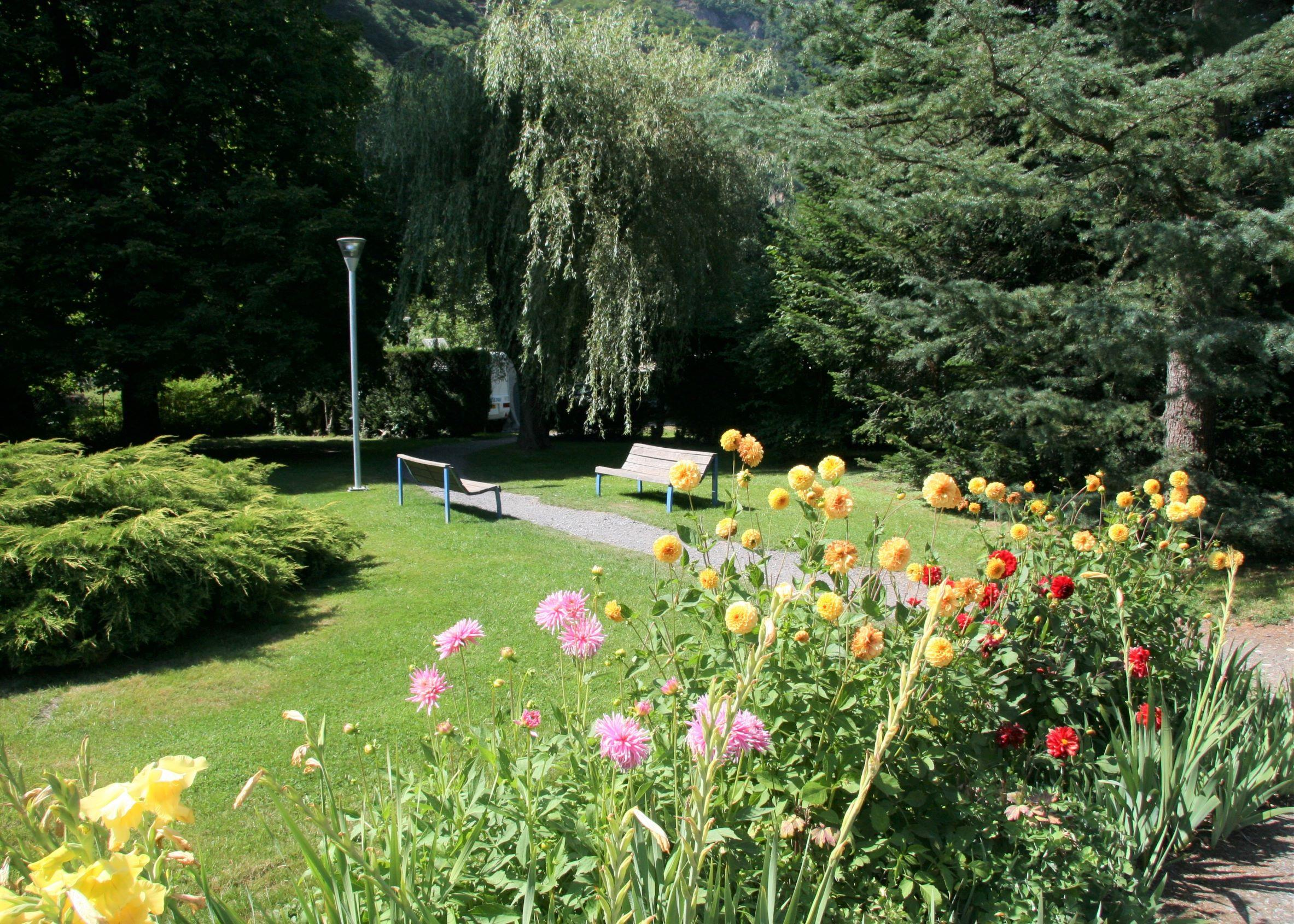 Services & amenities Camping Pradelongue - Bagneres De Luchon