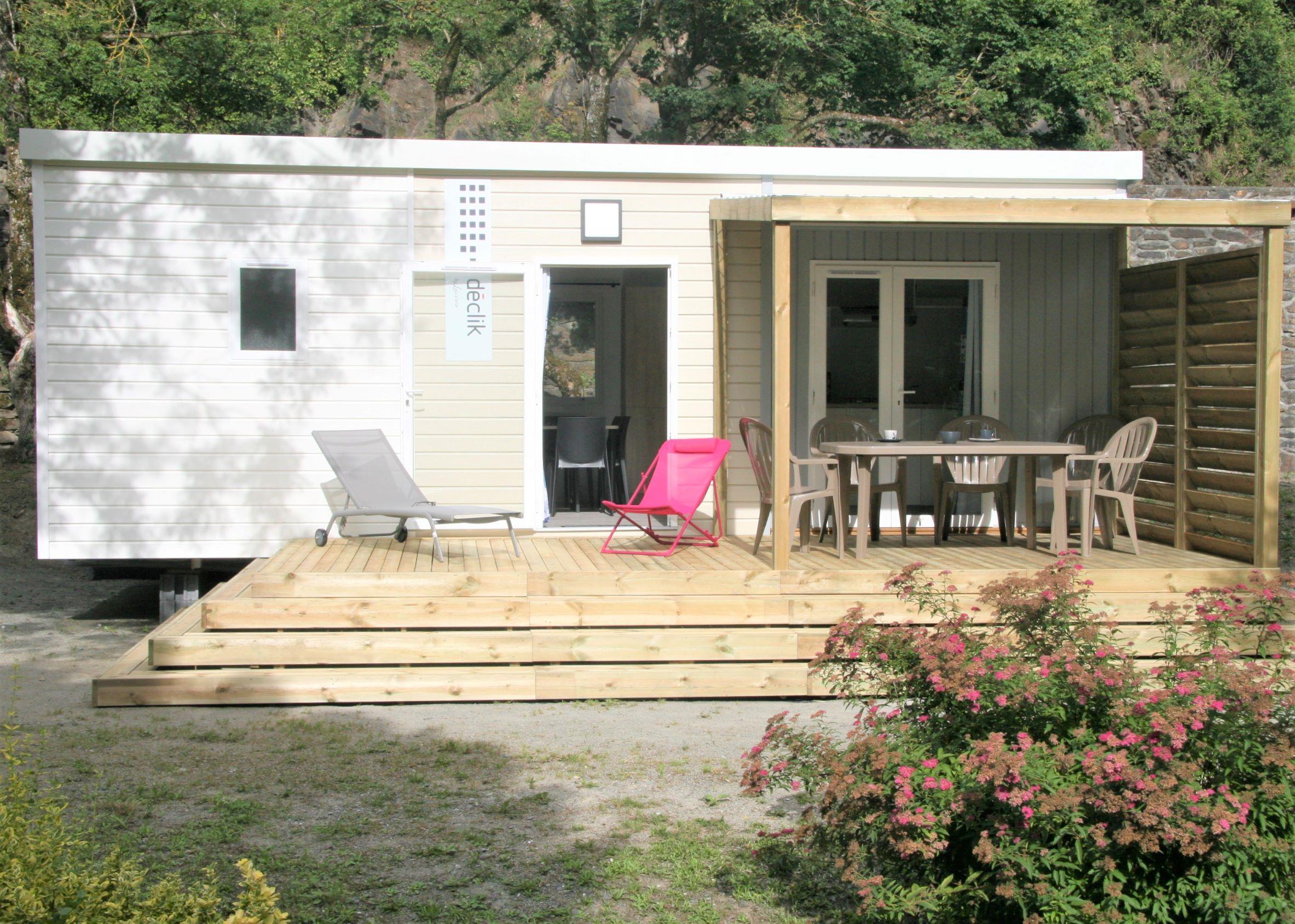 Location - M Home Declik 29M² - Camping Pradelongue