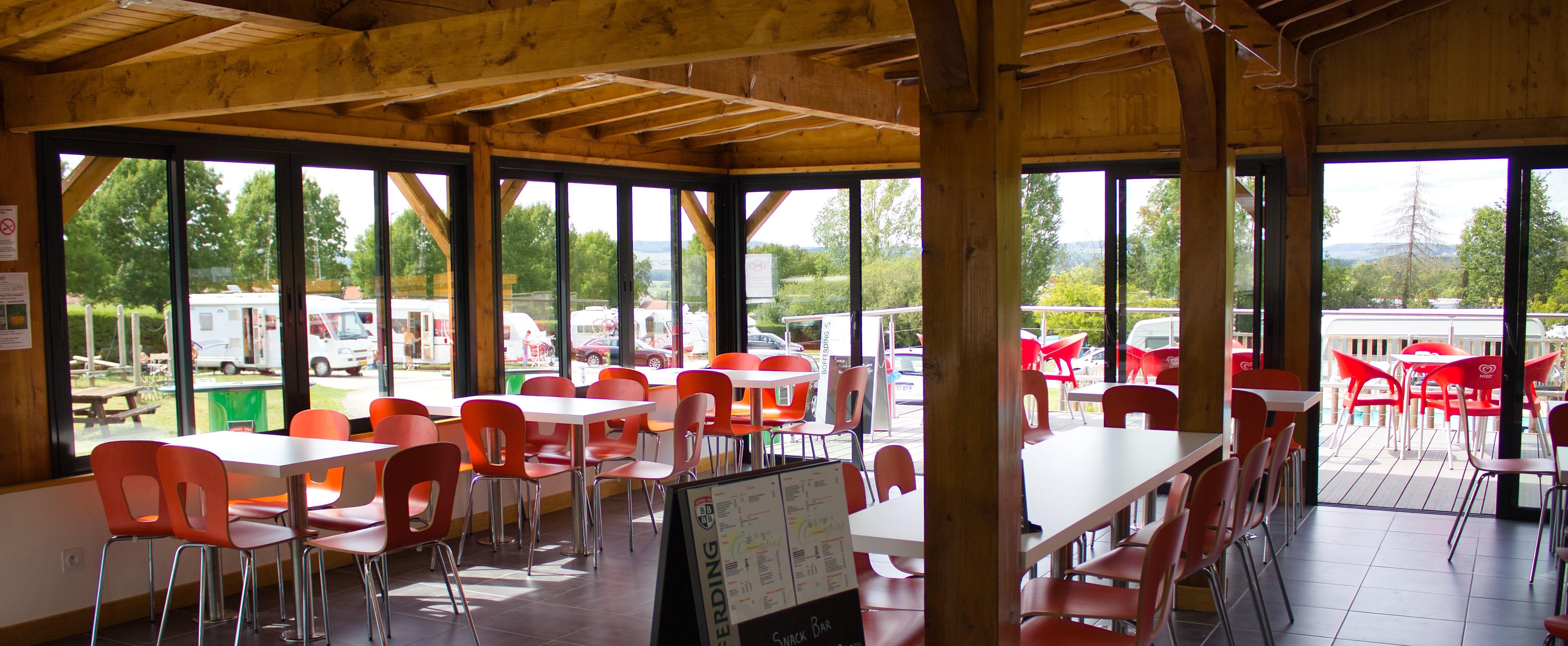 Camping Porte des Vosges, Bulgneville, Vosges