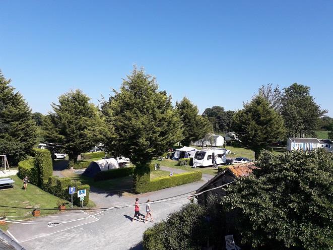 Camping le Picard, Tournières, Calvados