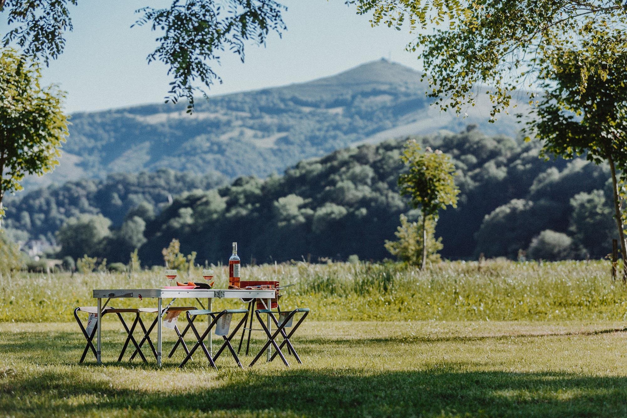 Camping Carrique, Alos-Sibas-Abense, Pyrénées-Atlantiques