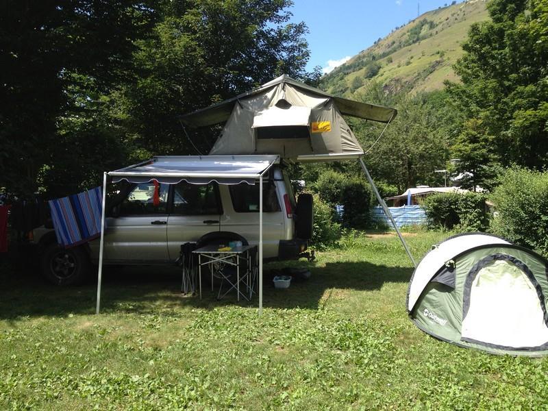 Emplacement - Forfait Nature Emplacement Classique 100M² (1 Tente, 1 Caravane Ou 1 Camping-Car / 1 Voiture / Pas D'électricité) - Camping L'Eden de la Vanoise