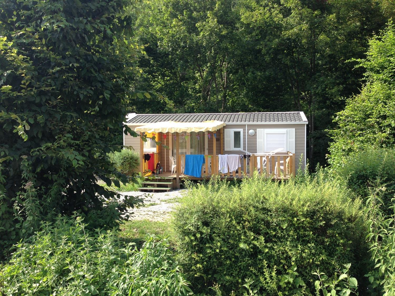 Location - Bungalow Evolution 33M² (3 Chambres, Maximum 6 Personnes) - Camping L'Eden de la Vanoise