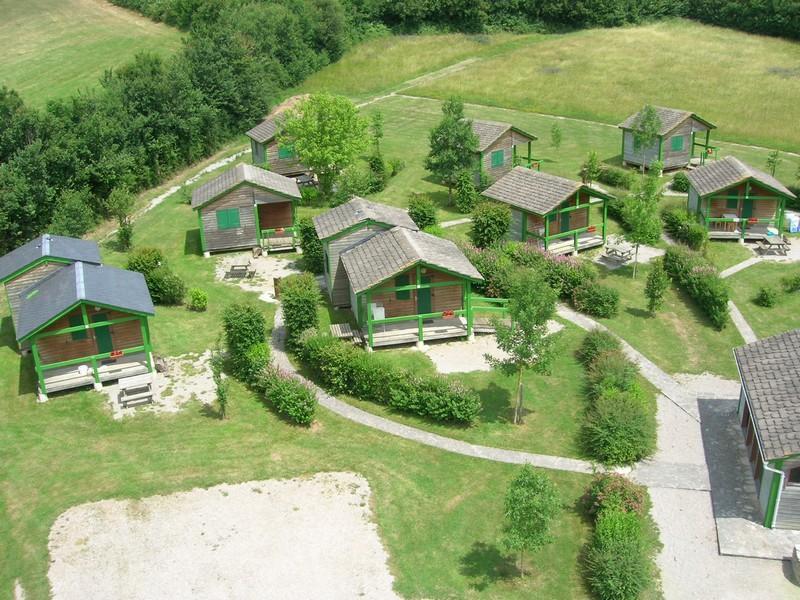 Camping le Plô, Séverac-d'Aveyron, Aveyron