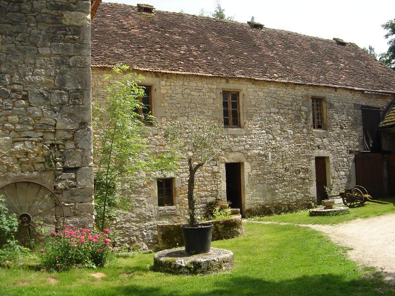 Camping le Moulin Des Donnes, Concores, Lot