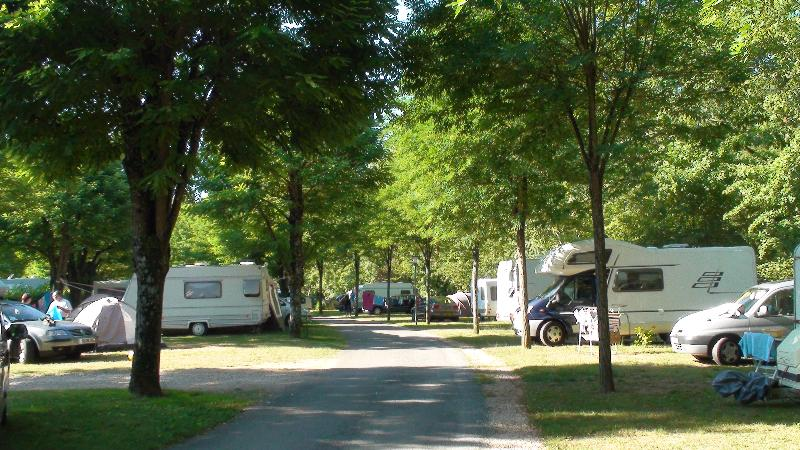 Camping le Domaine du Surgié, Figeac, Lot