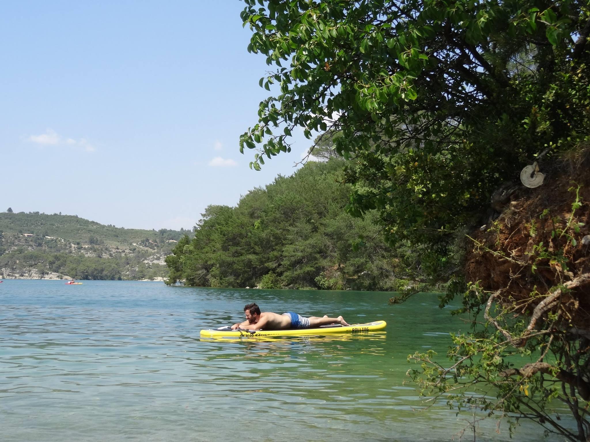 Camping la Grangeonne, Esparron-de-Verdon, Alpes-de-Haute-Provence