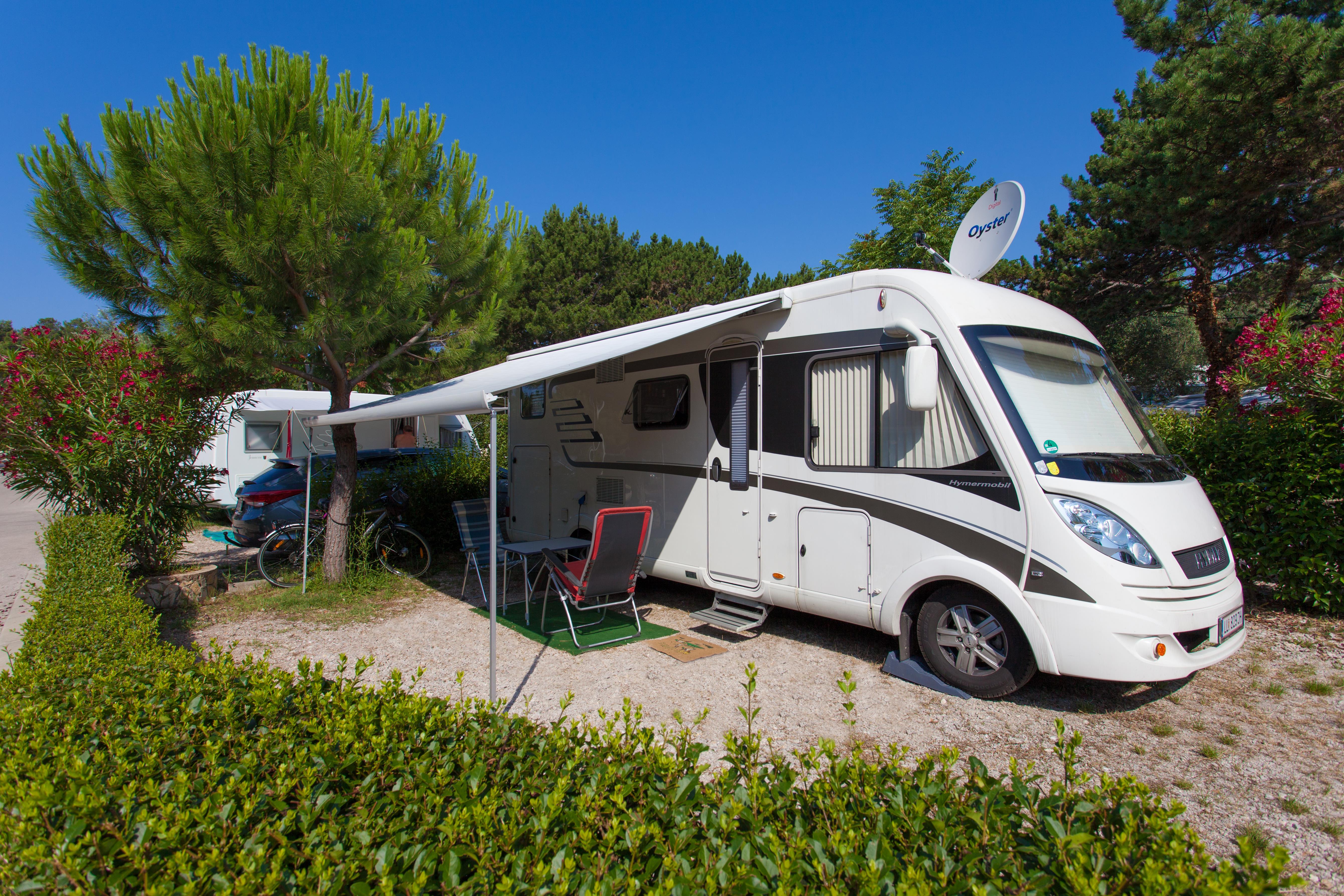 Emplacement - Emplacement Comfort - Ježevac Premium Camping Resort