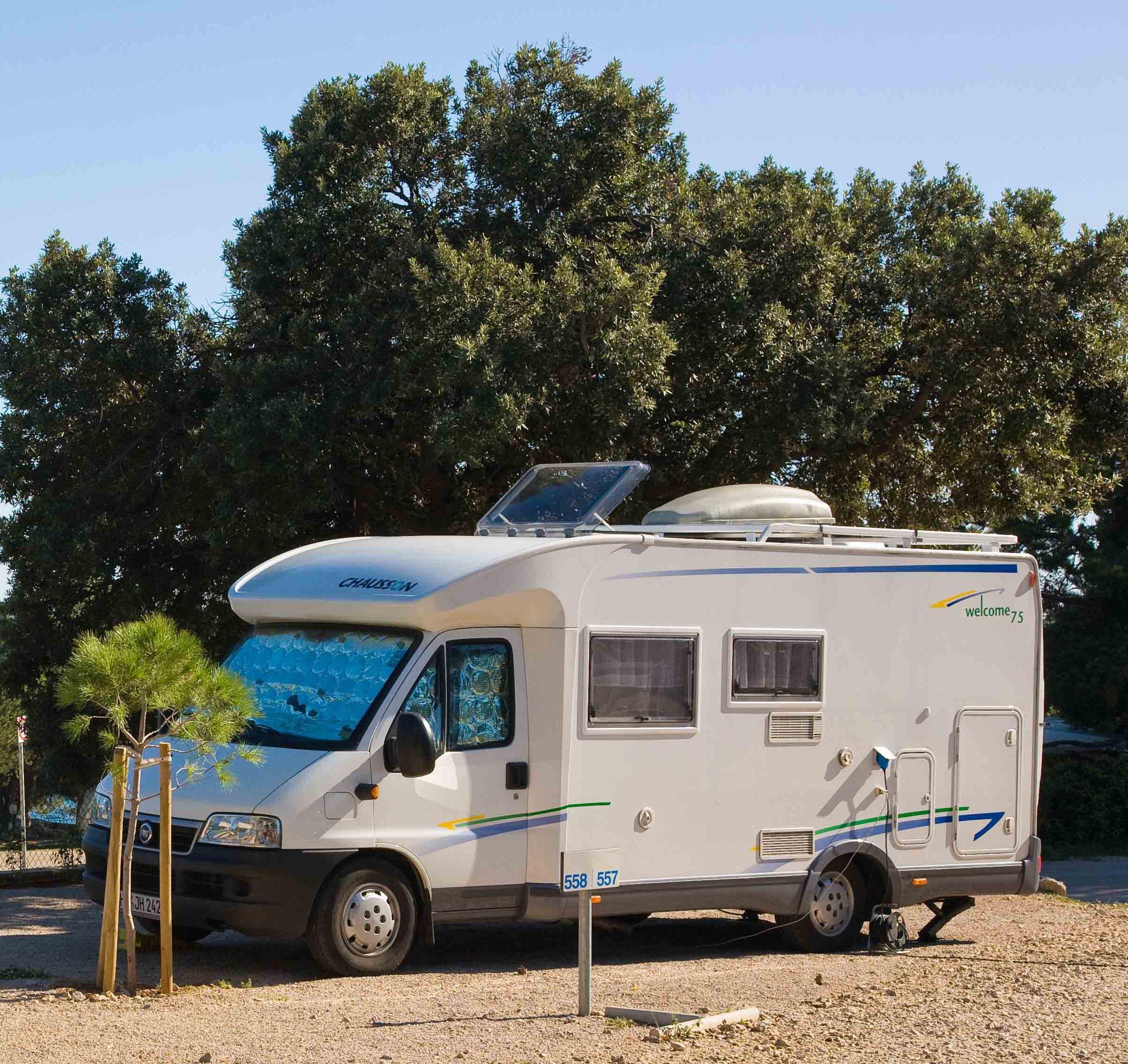 Emplacement - Emplacement Comfort Mare - Ježevac Premium Camping Resort