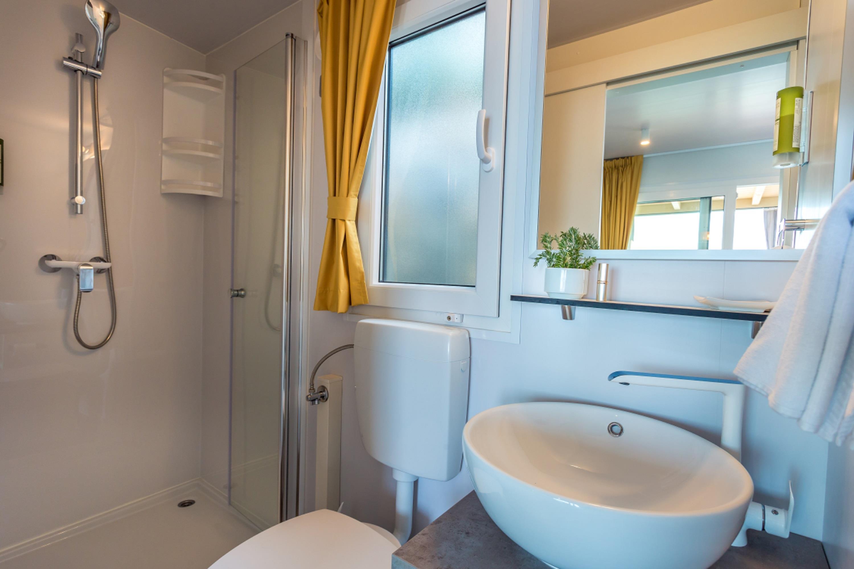 Location - Lungomare Premium Camping Home Seaside - Ježevac Premium Camping Resort