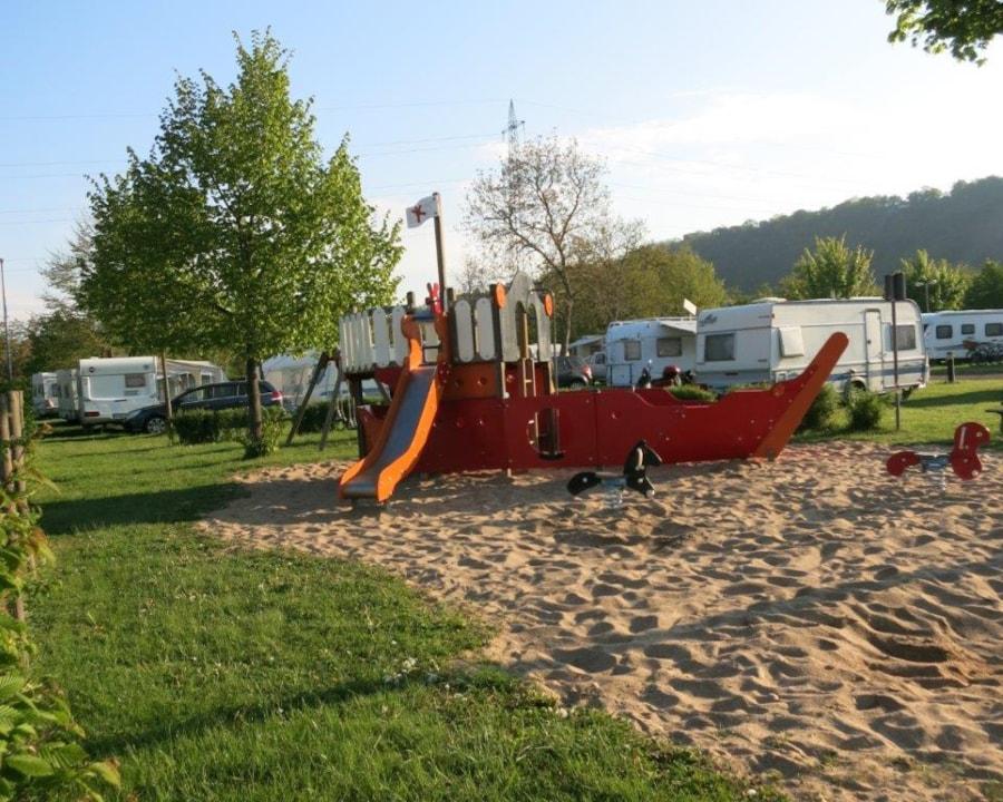 Campingplatz Gülser Moselbogen - Güls