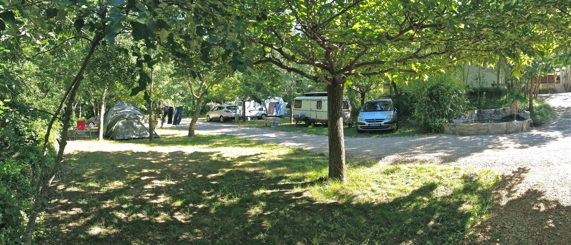 Camping les Sources, Soubes, Hérault