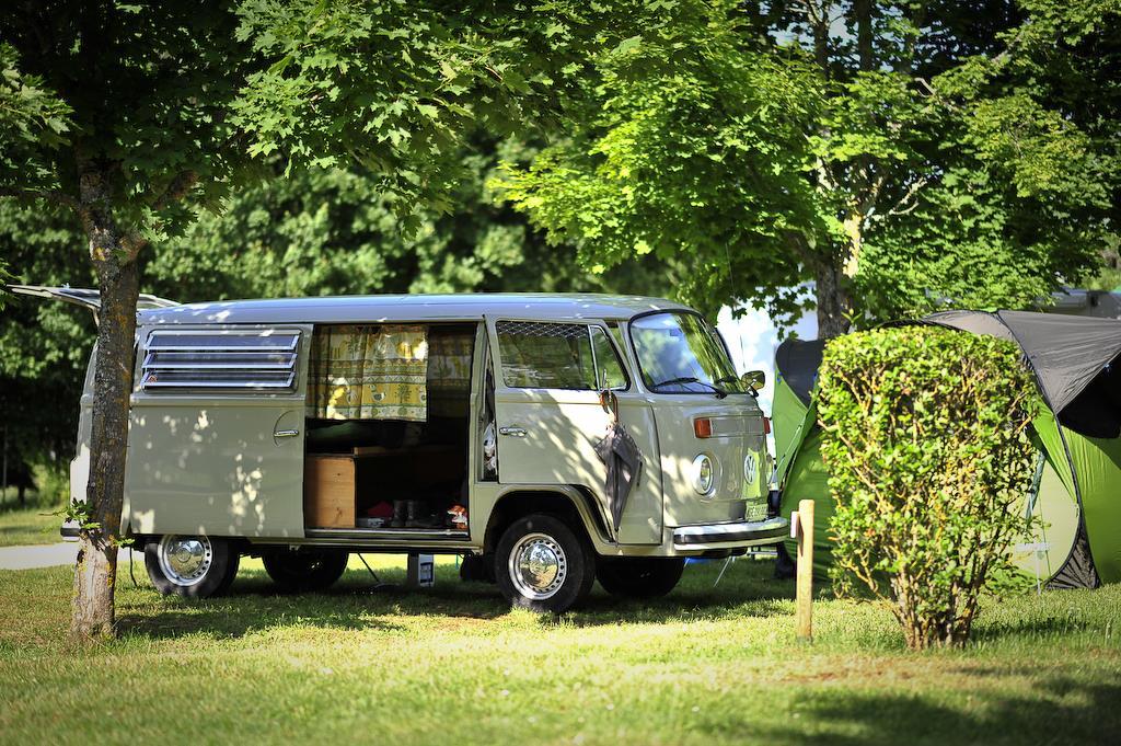 Camping le Paradis du Campeur, Rocamadour, Lot