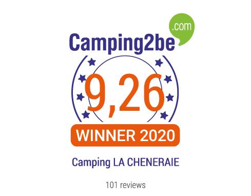 Lire les avis du Camping LA CHENERAIE