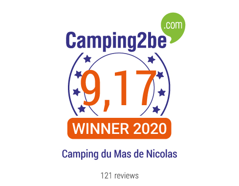 Lire les avis du Camping du Mas de Nicolas