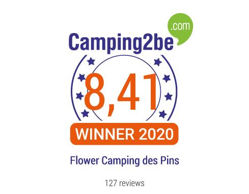 Lire les avis du camping Flower Camping des Pins