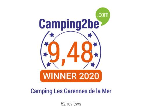 Lire les avis du Camping Les Garennes de la Mer