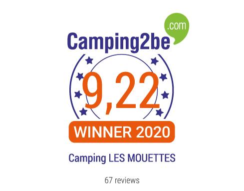 Lire les avis du Camping LES MOUETTES