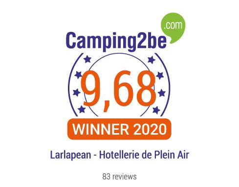 Lire les avis du camping Larlapean - Hotellerie de Plein Air