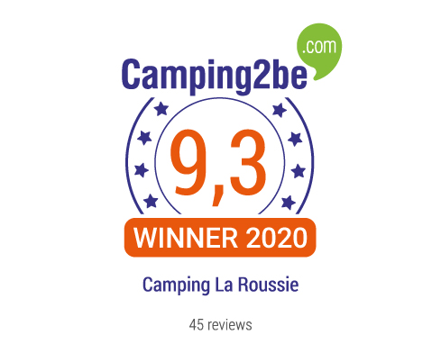 Lire les avis du Camping La Roussie
