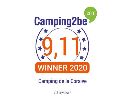 Lire les avis du Camping de la Corsive