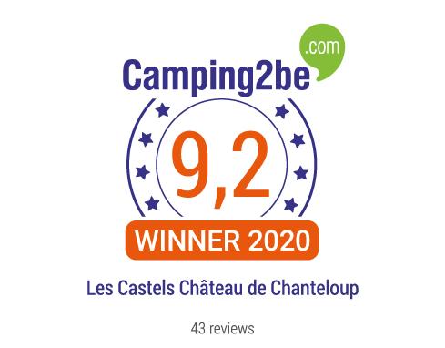 Lire les avis du camping Les Castels Château de Chanteloup